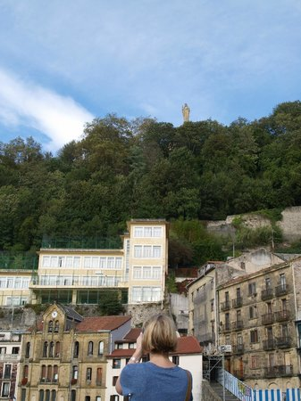 Monte Urgull: Monte