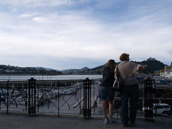 Monte Urgull: Hafen 2
