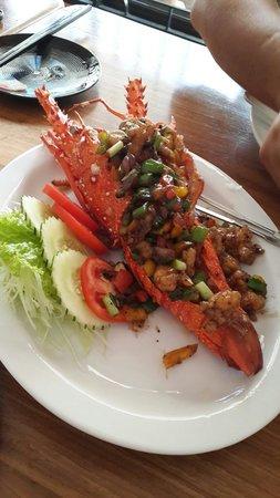 Thai Kani restaurant : Lobster
