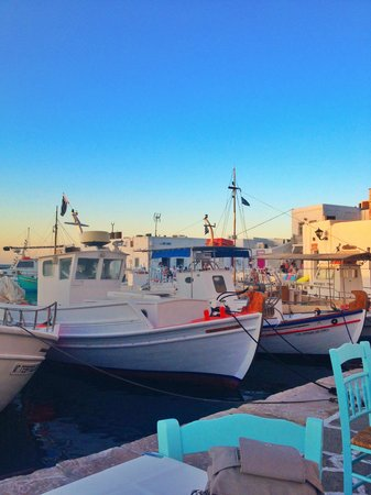Kanale's rooms & suites: The fishing village