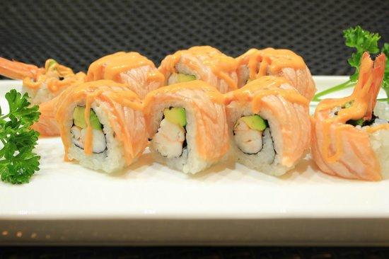 Restaurant Sakura Sushi & House : scottato