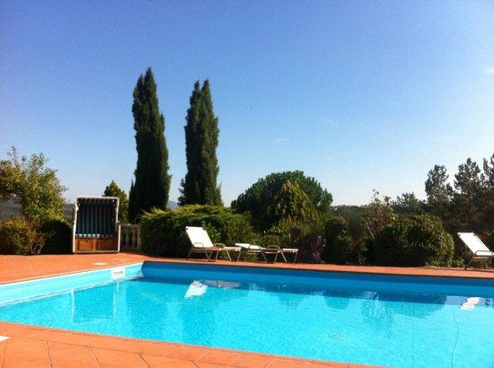 B&B Villa Cardeto: Wunderschön entspannend...
