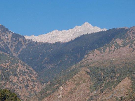 Villa Paradiso: Himalaya peak from your balcony