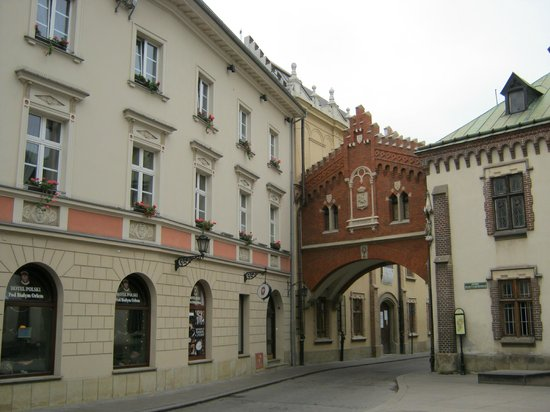 Hotel Polski Pod Bialym Orlem: hôtel Polski
