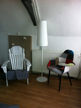 Bed and Breakfast L'Anders: Furniture
