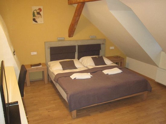 Pension Athanor: Our room