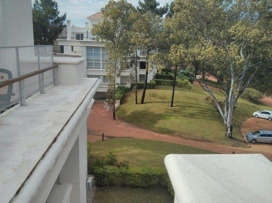 Green Park: Vista desde mi tercer piso