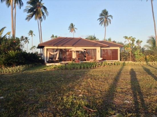 The Residence Zanzibar: notre villa