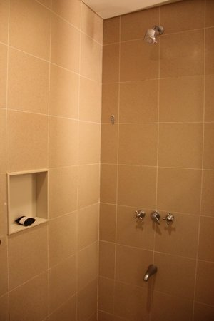 Taal Vista Hotel: Shower