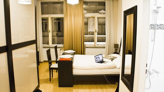 Pension a und a: Double room 5