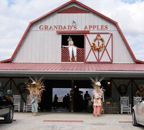 Grandad's Apples (Hendersonville)
