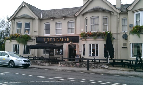 The Tamar - Flaming Grill