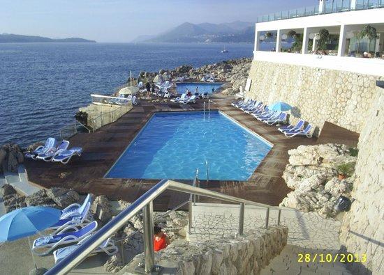 Ariston Hotel : Pool