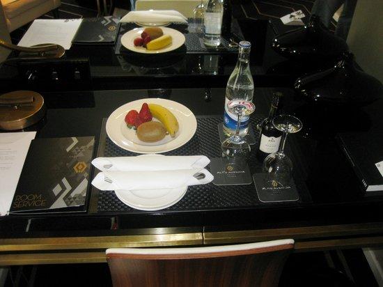 Altis Avenida Hotel: detalles de la habitación