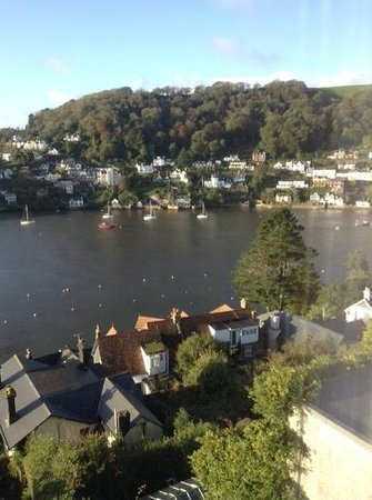 Nonsuch House : the view from our room: unbeatable!