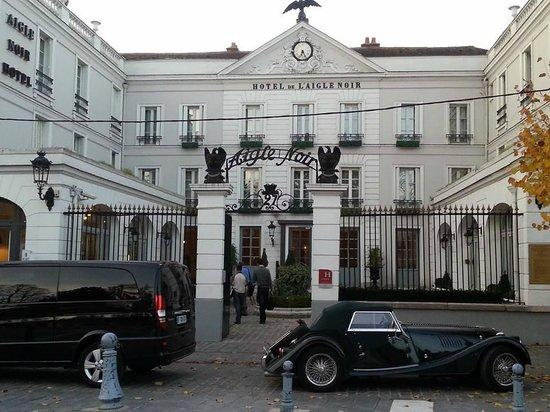 Aigle Noir Hotel : Hôtel de l'Aigle Noir, Fontainebleau