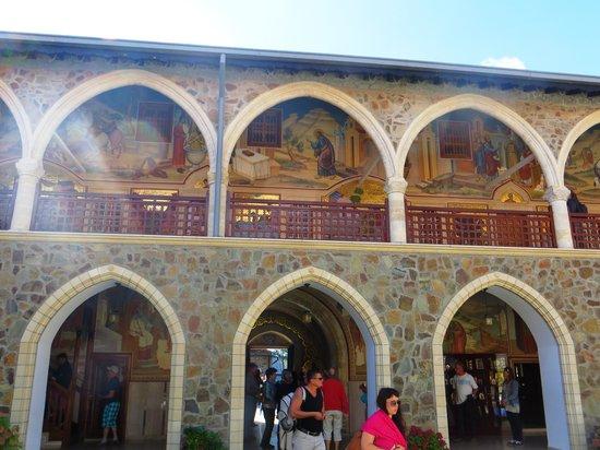 Kykkos Monastery (Panagia tou Kykkou): Chypre monastère royal Kykkos