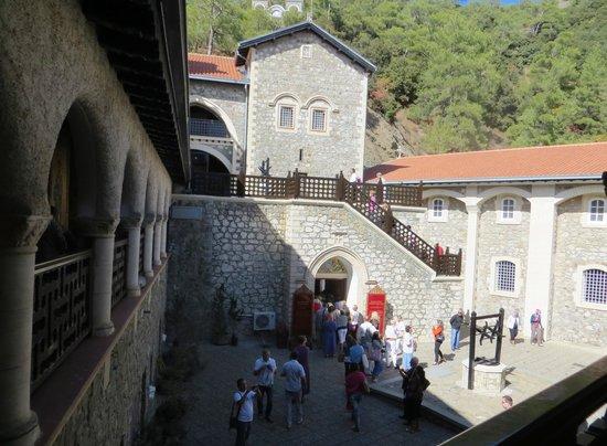 Pedoulas, Chipre: Chypre monastère royal Kykkos