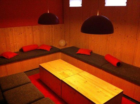 Outdoor Inn Sporthotel : Ruhebereich Sauna