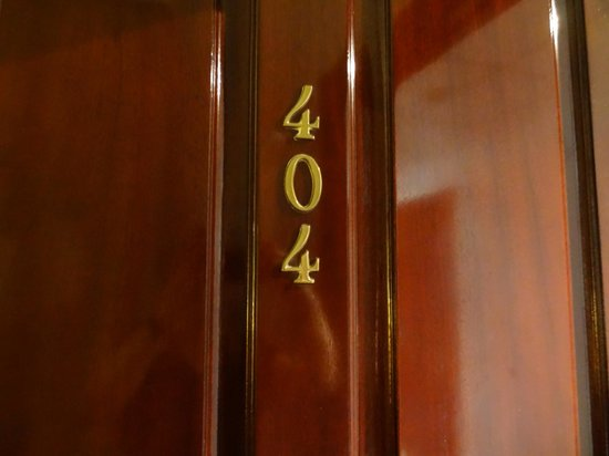 Don Curro Hotel : Room 404 obviously