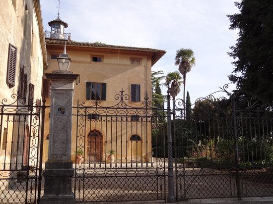 Villa Cambi B&B: bâtisse