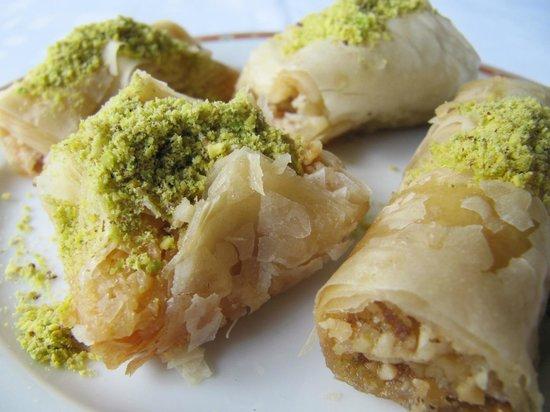 Al Fawar  Baklawa , Pâtisserie libanaise