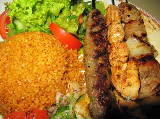 Al Fawar : Mixte - Grillades