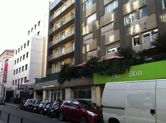 Hôtel Mercure Paris 15 Porte de Versailles: Außenansicht