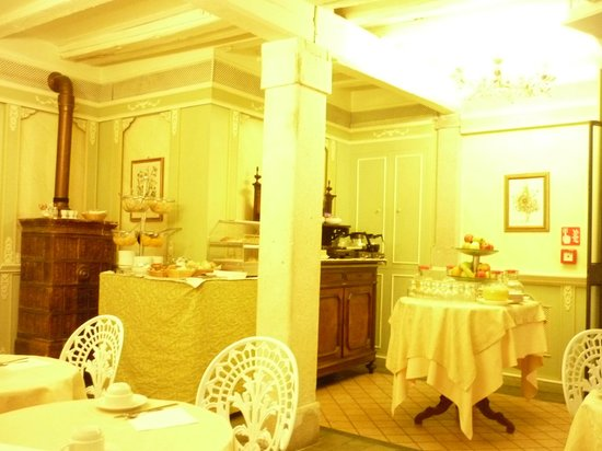 Casa Nicolo Priuli : sala do café