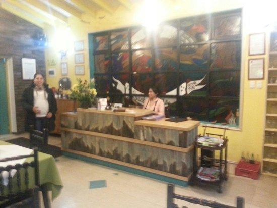 Restaurant Sacho : Entrada principal