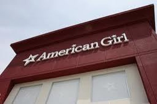 American Girl Place: Storefront