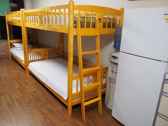 Incheon Airport Gogo House: Bunk beds