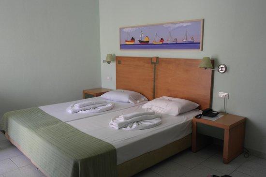 Hotel Erato : Seng