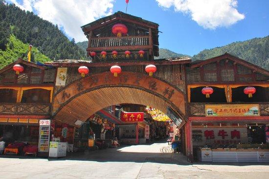 Shuzheng Stockaded Village