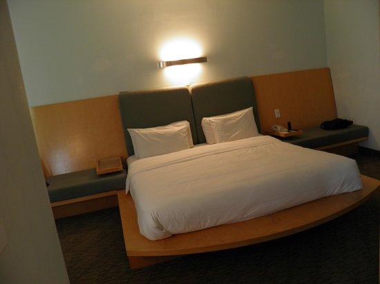 Hotel St. Augustine: particolare camera