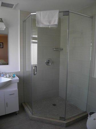 Villa Italia Hotel: bagno