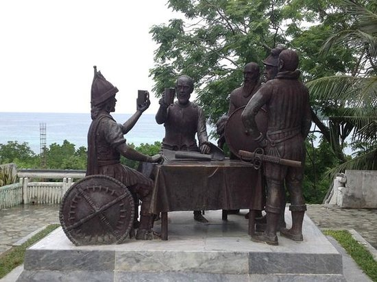 Blood Compact Monument Picture