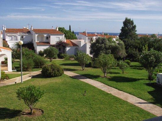Vila Senhora da Rocha : Balcony view