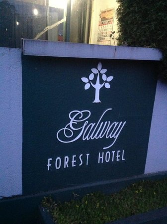 Galway Forest Lodge: Galway hotel