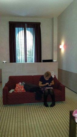 Kolbe Hotel Rome : Spacious