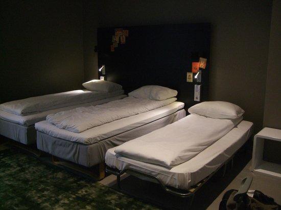 Comfort Hotel Grand Central : Senger