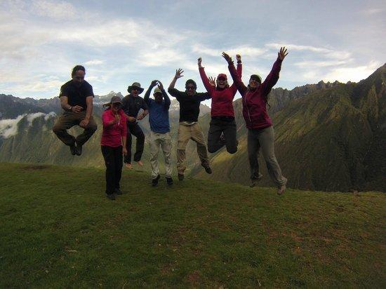InfoCusco: El Team en Intipata