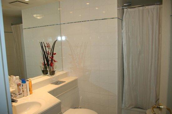 Hotel Clostermanns Hof: Salle de bains