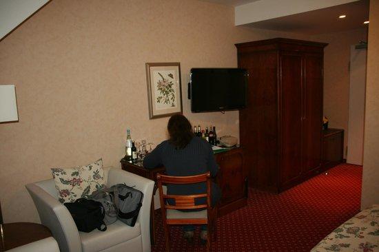 Hotel Clostermanns Hof: Chambre