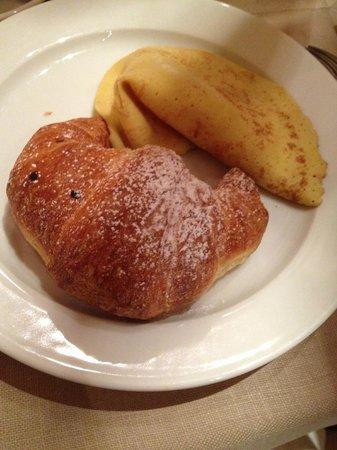 Four Points by Sheraton Milan Center: colazione