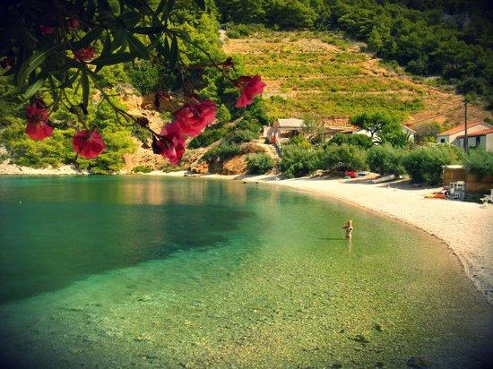 Adriatiq Resort Fontana: crique jour 2