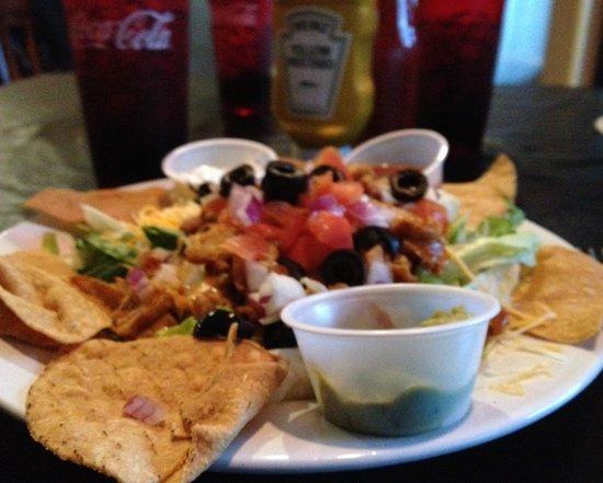 O-Town Tavern: Taco Salad