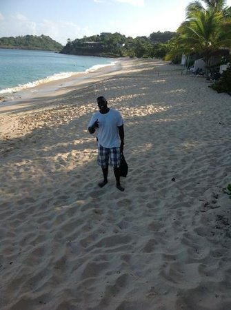 Galley Bay Resort : Captain Sean