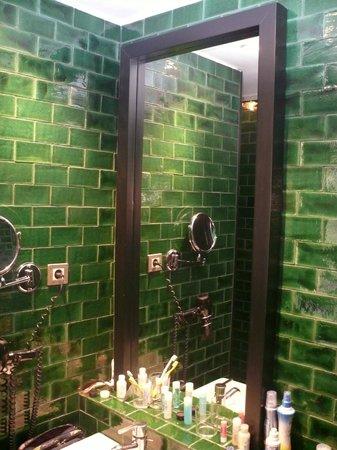 Hotel Praktik Rambla: Bath room
