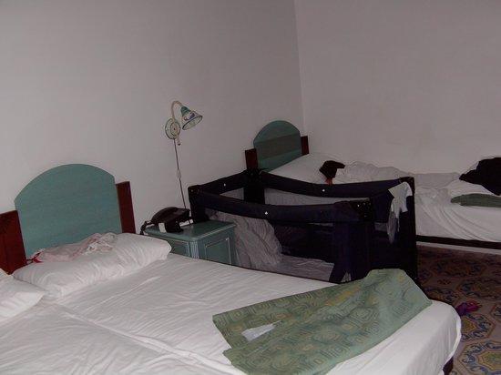 Martinica Hotel Club Residence: La camera da letto
